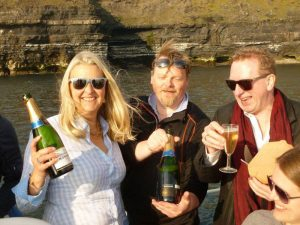 Burren Slow Food Festival Picnic under the Cliffs of Moher