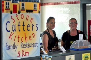 Stonecutter Cafe Slow Food Festival 2016