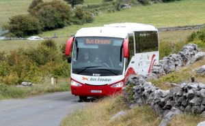 Bus Eireann getting you to Burren Slow Food Festival