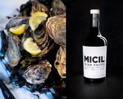 Micil Poitin Oysters Burren Slow Food Festival