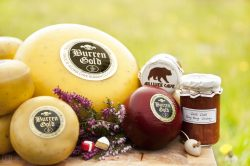 Aillwee Cave Cheeses at Burren Slow Food Festival