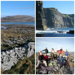 Burren & Cliffs of Moher Geopark at the Burren Slow Food Festival