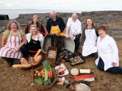 Burren Ecotourism Network at the Burren Slow Food Festival
