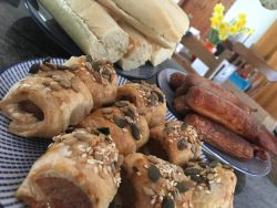Meeres Pork Products at the Burren Slow Food Festival