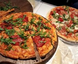 Marcolinis Pizzas at the Burren Slow Food Festival