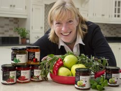 Harty's Foods at the Burren Slow Food Festival